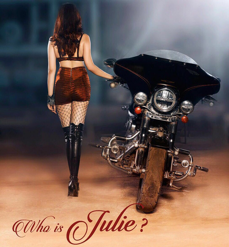 raai laxmi in julie 2 poster