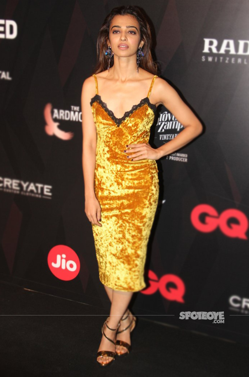 radhika apte gq awards