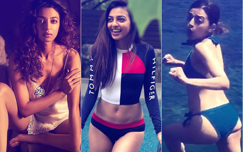 7 Bikini Pics Of Radhika Apte Which Are Breaking The Internet