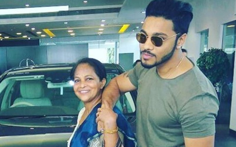 Dhakkad Rapper Raftaar Gifts His Mother A Mercedes On Mother's Day