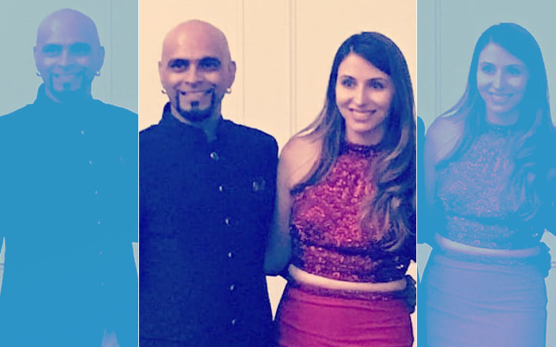 Roadies Fame Raghu Ram Is Engaged To Canadian Girlfriend, Natalie Di Lucio