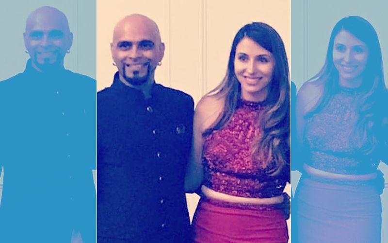 Roadies Fame Raghu Ram Is Engaged To Canadian Girlfriend, Natalie Di Lucio