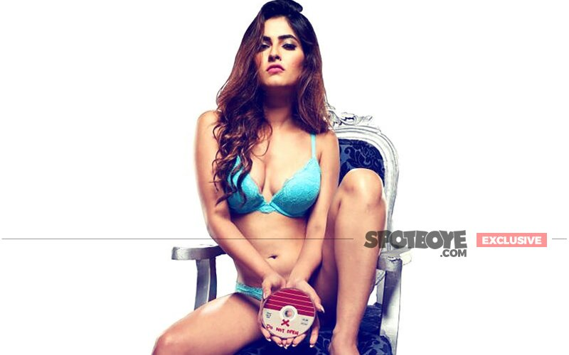 I Have A PERFECT BODY; Definitely Don't Want Size Zero Ever: Ragini MMS Returns Girl Karishma