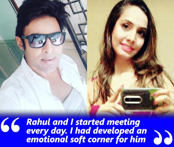 rahul raj singh and varsha bhagwani