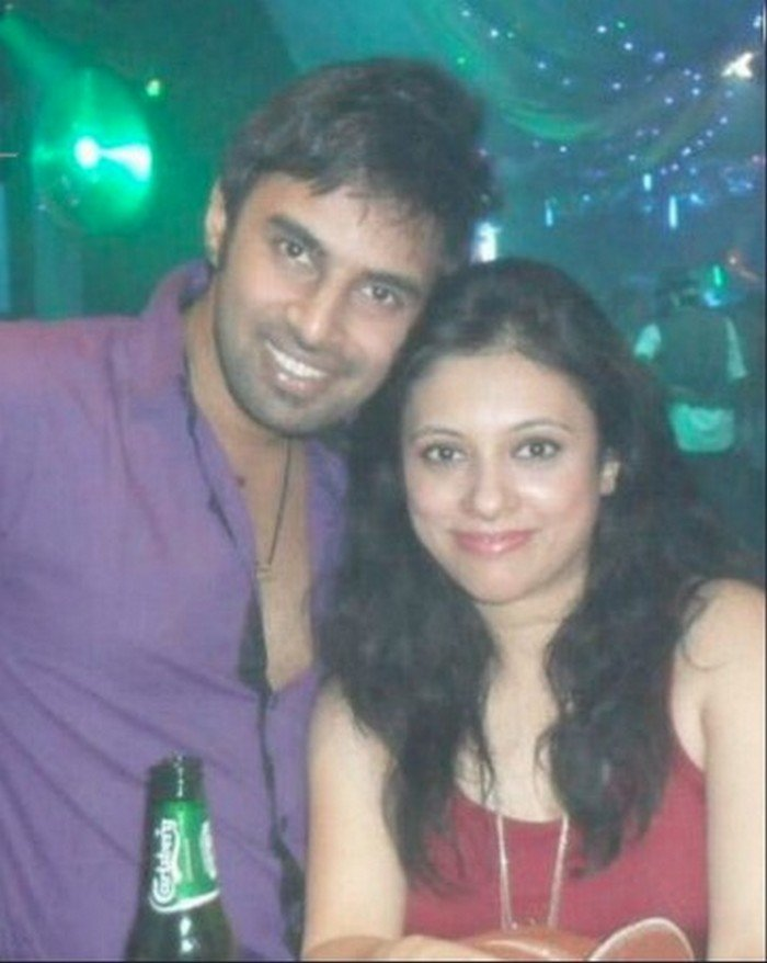 rahul raj wife