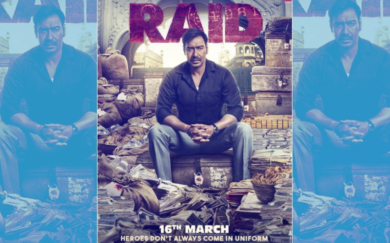 Raid Trailer: Ajay Devgn Plays A Bada*s Income Tax Officer & Swears To Take On Corruption