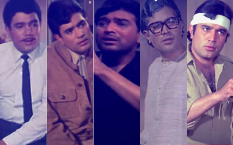 In Memory Of Rajesh Khanna, Here Are Top 10 Best Scenes Of India's First Superstar