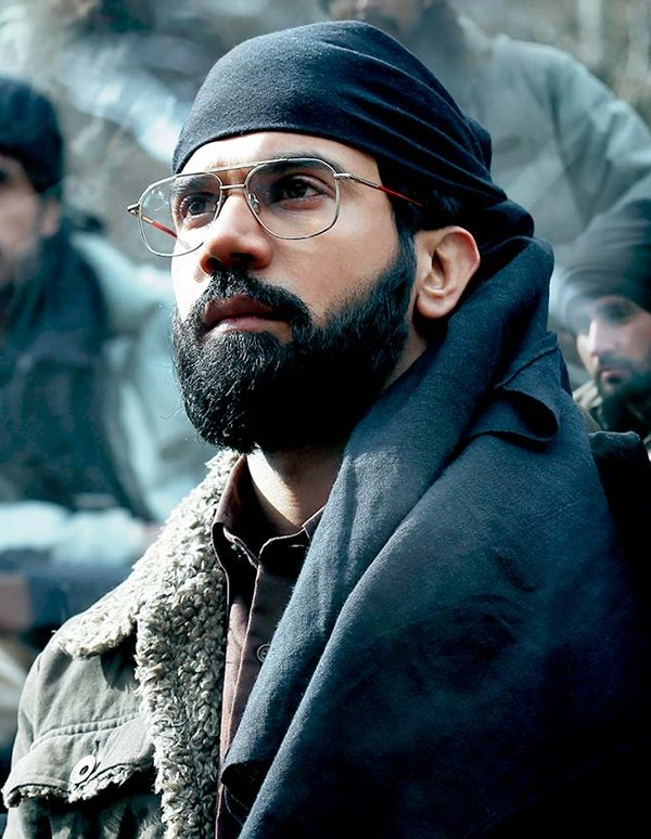 a still of rajkummar rao from omerta