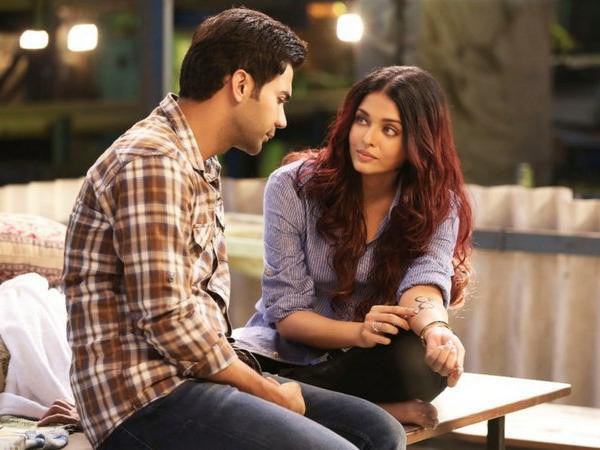 rajkummar rao and aishwarya rai in fanney khan