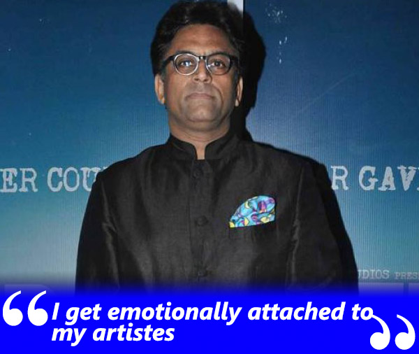 ram madhvani in an exclusive interview with khalid mohamed talking about his attachment with his actors