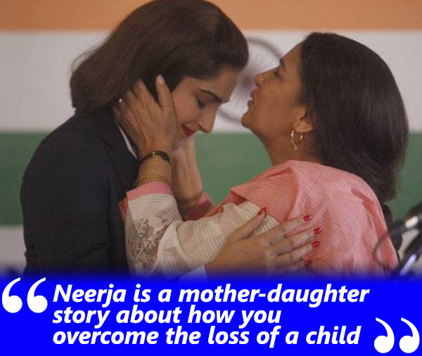 ram madhvani in an exclusive chat with khalid mohamed neerja is a mother daughter story spotboye salaam
