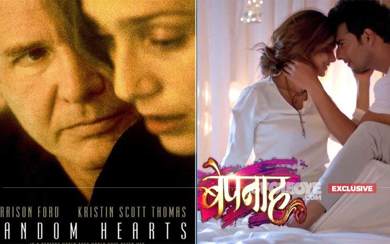 Is Jennifer Winget's Bepannah A Rip-Off Of Hollywood Film?