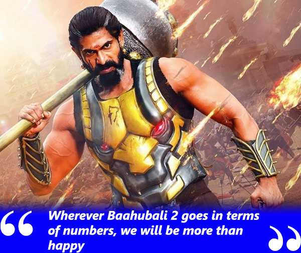 rana daggubati talks about baahubali 2 success