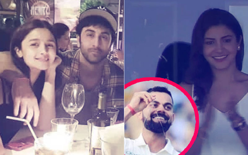 Don't Miss: Ranbir's Arm Around Alia & Anushka Cheering For Virat!