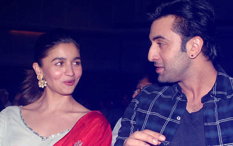 Ranbir Kapoor Confirms Dating Alia Bhatt: It's New For Us, Let It Cook A Bit