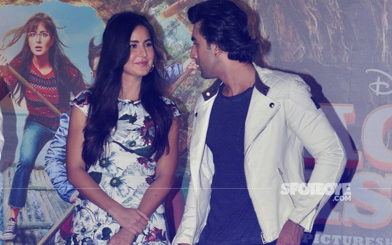 Katrina Kaif To Ranbir Kapoor: Look Into My Eyes & All Will Be Fine; I Am There With You