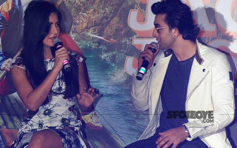 "Katrina Kaif Asks Ranbir Kapoor- ""Tu Peekay Aaya Hai Kya?"""