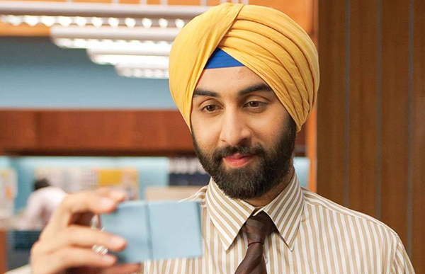 ranbir kapoor in rocket singh of the year