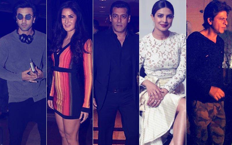 STUNNER OR BUMMER: Ranbir Kapoor, Katrina Kaif, Salman Khan, Priyanka Chopra Or Shah Rukh Khan?