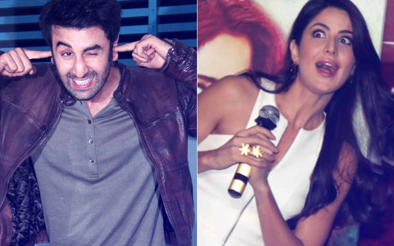 Guess What? Ranbir Kapoor REVEALS Katrina Kaif's Top Secret!