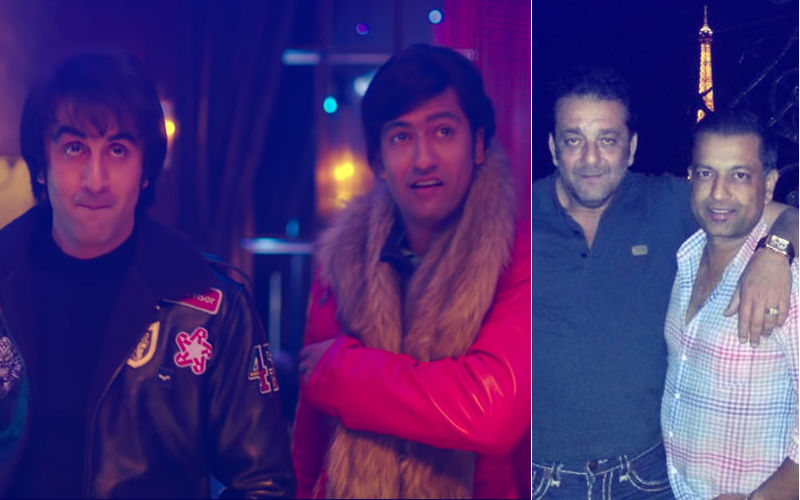 After Watching Sanju, Sanjay Dutt's Friend, Real Life Kamli Tweets An Emotional Letter