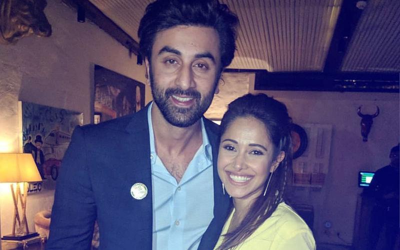 Sonu Ke Titu Ki Sweety Nushrat Bharucha Had A Special Birthday Guest- Ranbir Kapoor