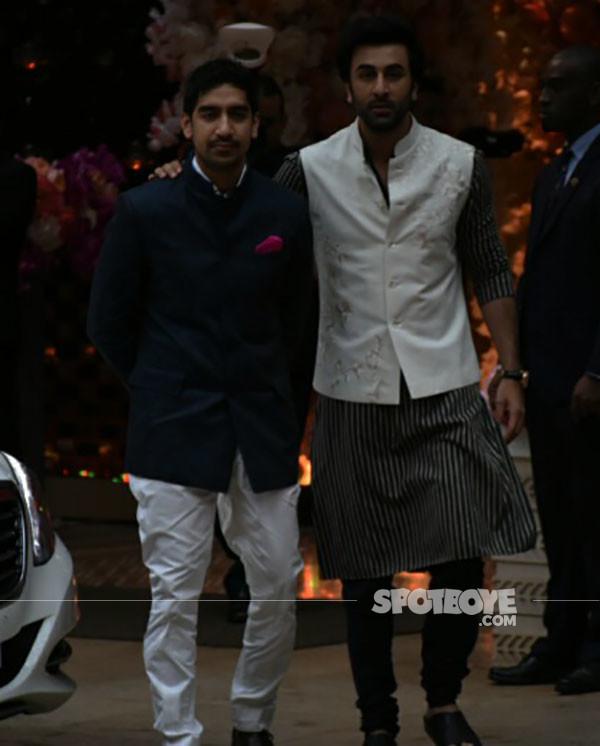 Ranbir Kapoor With Ayan Mukerji