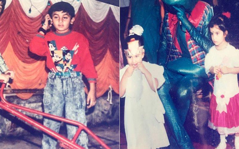 Spot Ranbir, Sonakshi, Shraddha At Siddhant Kapoor's 7th Birthday Bash!