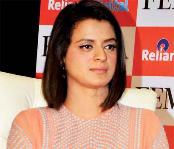 rangoli recently shot back at hrithik roshan on twitter