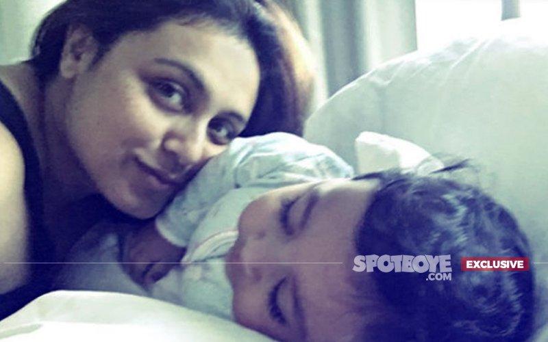 Rani Mukerji: I Took Adira To See Hichki And...