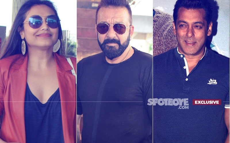 Sanjay Dutt On Bhoomi, Rani Mukerji & His Patch Up With Salman Khan