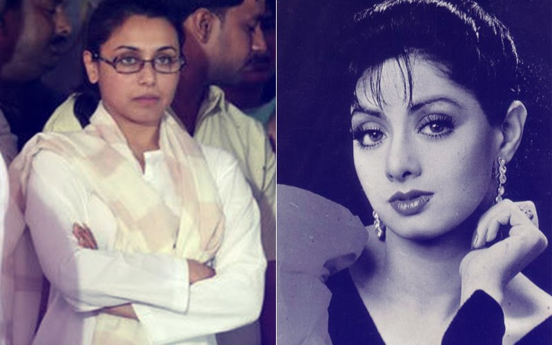 Sridevi Prayer Meet: Rani Mukerji Looked After Bollywood Visitors To The Grieved Kapoor Family