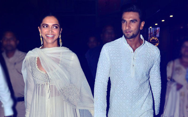 Deepika Padukone Attempts A 'Bhidu'; Ranveer Singh's Response Will Leave You ROFL