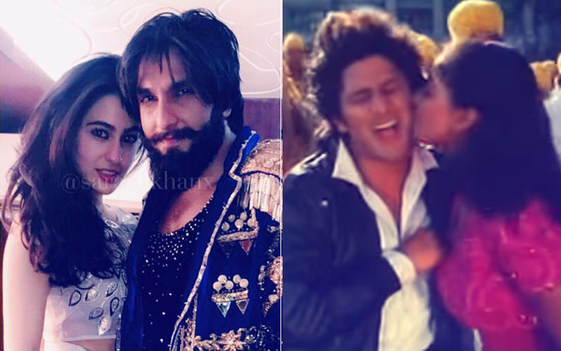 Ranveer Singh & Sara Ali Khan To Recreate '90s Ladka Aankh Maare