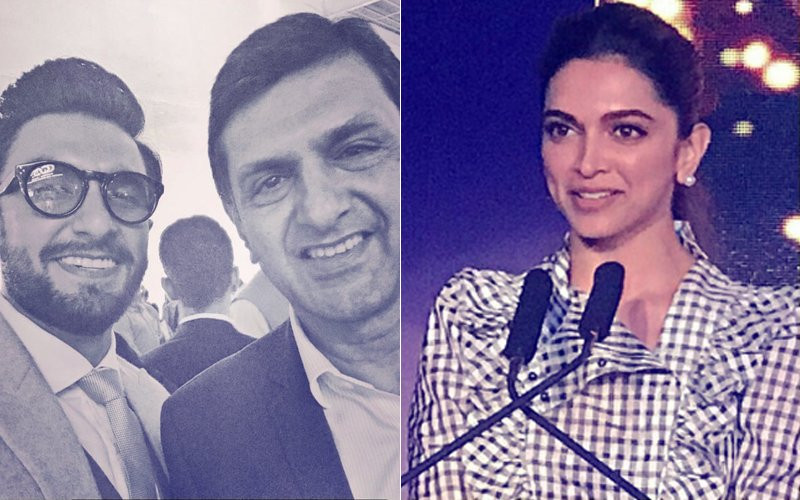 Ranveer Singh Is In AWE Of Girlfriend Deepika Padukone's Dad. Here's Why...
