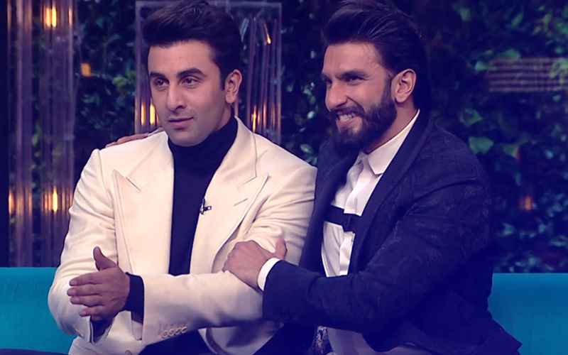The IPL Switch: Ranbir Kapoor Does It For Ranveer Singh