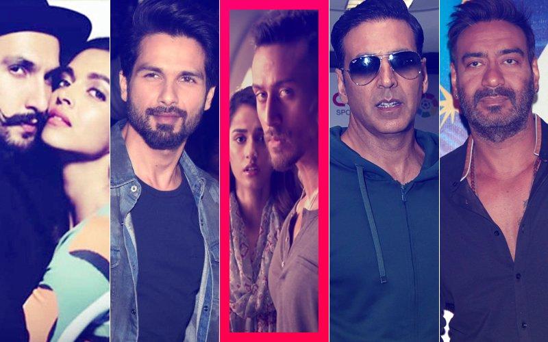 Baaghi 2 Is The Highest Opener Of 2018; Tiger-Disha Beat Ranveer-Deepika-Shahid, Akshay & Ajay
