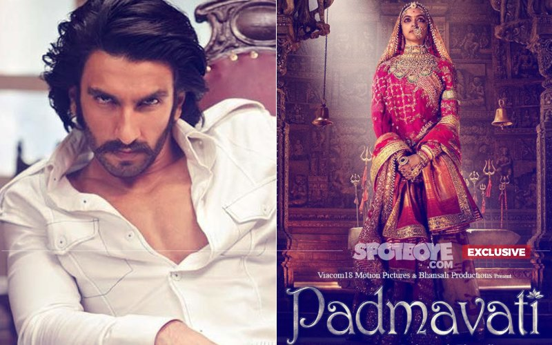 BIG FIGHT On The Sets Of Padmavati: Ranveer Singh's Driver & Bodyguard Come To Blows
