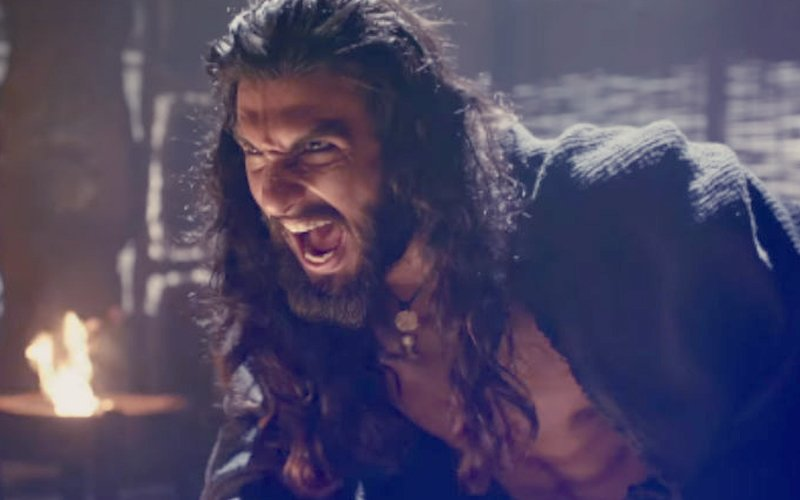 Here's Ranveer Singh's Emotional Letter Thanking The Overwhelming Response To Padmavati Trailer