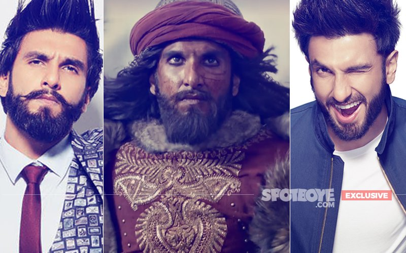 Ranveer Singh: Wasn't Easy To Play Khilji; I Am Not Greedy, Ambitious & Manipulative