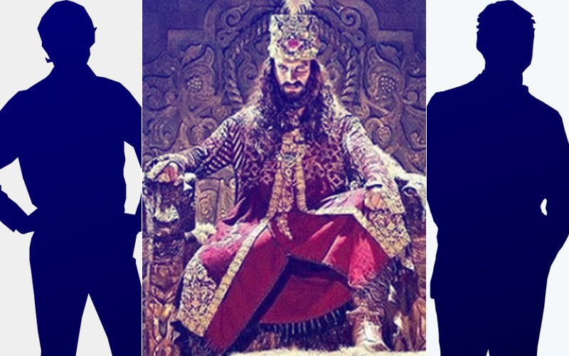 Before Ranveer Singh, These Two Bollywood Actors Played Alauddin Khilji On-Screen