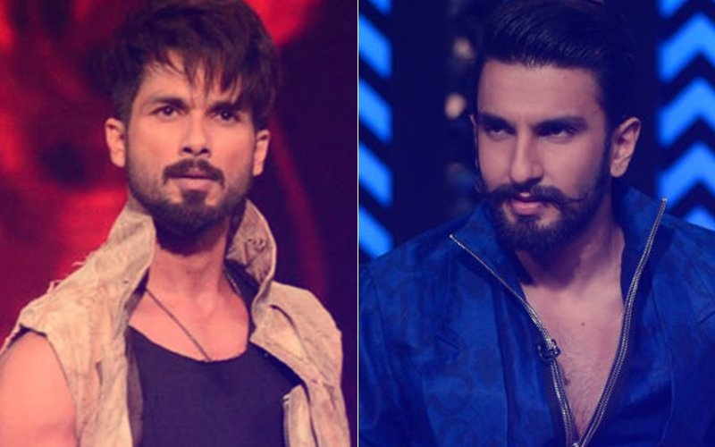 Shahid Kapoor FIRES At Ranveer Singh: If You Could Have Done Kaminey BETTER, I Could Have Played Khilji DIFFERENTLY!