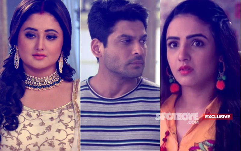 Rashami Desai Is CORDIAL With Sidharth Shukla, Jasmine Bhasin STILL Maintains DISTANCE