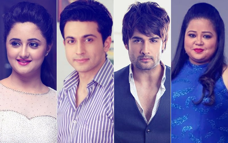 DIWALI SPECIAL: Here's How Your Favourite Television Stars Are Celebrating The Festival Of Lights
