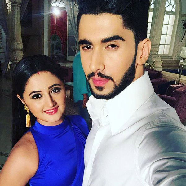 rashmi with laksh