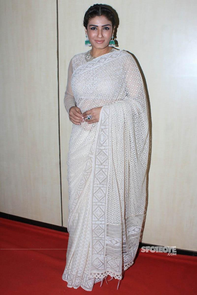 raveena tandon at dadasaheb phalke academy awards 2017