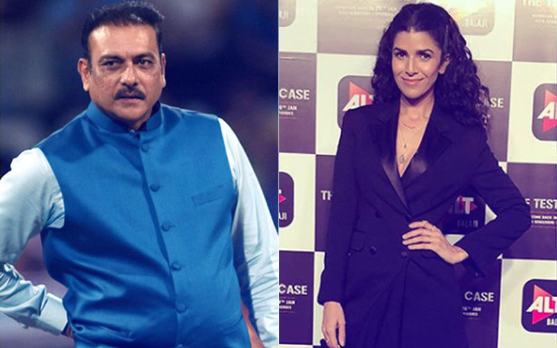 Ravi Shastri On Dating Nimrat Kaur: Biggest Load Of Cow Dung