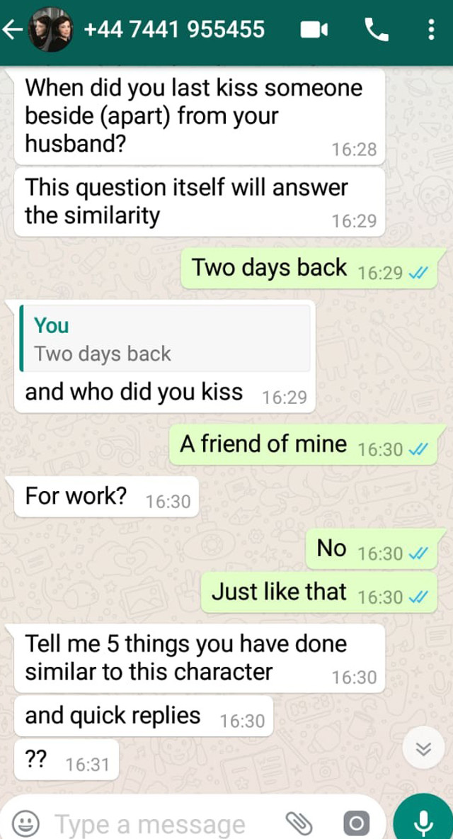 reena aggarwal whatsapp conversation 9
