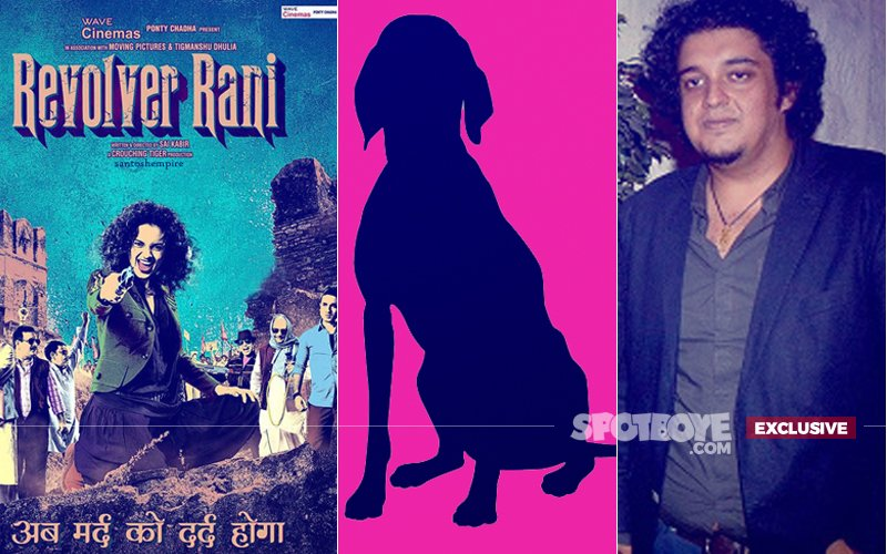While Revolver Rani Director Sai Kabir Went To Drug Rehab, Did Someone Take His Dog Away?