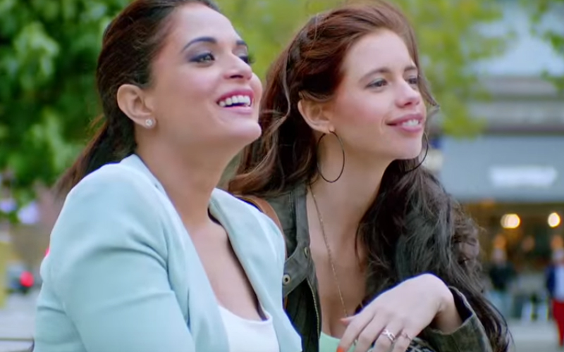 richa chadha and kalki koechlin in jia aur jia